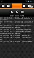 Screenshot of CVS Server Pro