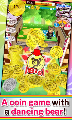 rhythmcoin-free-coin-game for android screenshot