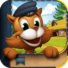 Cat Alvin - storybook for kids