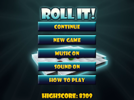 Screenshot of Roll It!