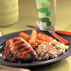 Chipotle Barbecued Chicken