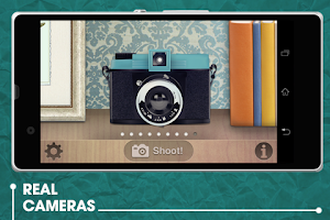 Screenshot of Retro Camera