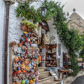 Dolls by Marco Merafina - City,  Street & Park  Markets & Shops