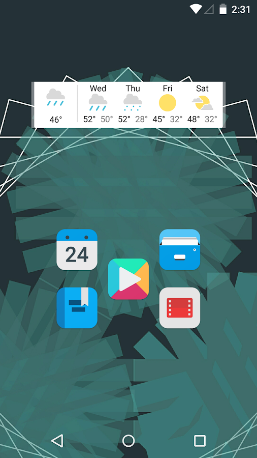 Omne - Icon Pack Screenshot 3