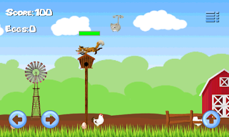 Screenshot of Hungry Fox