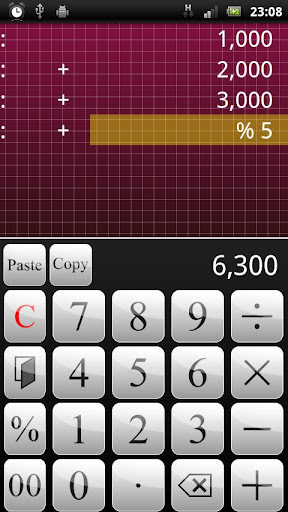 Calculator Calzo