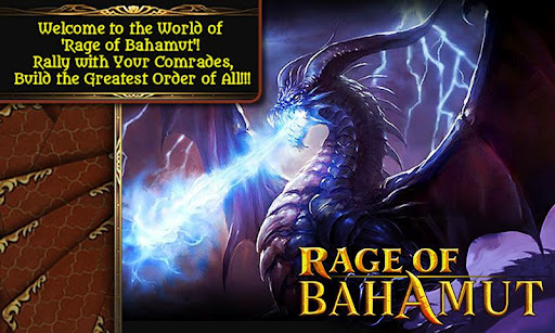 rage-of-bahamut for android screenshot