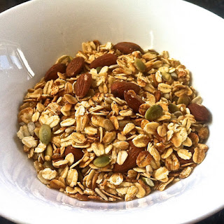 Salted Coconut Honey Muesli