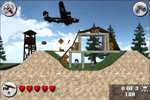 Screenshot of Angry World War 2 FREE