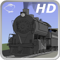 Letters & Numbers Railroad HD icon