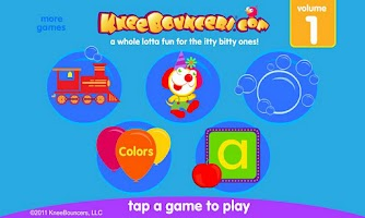 Screenshot of KneeBouncers Toddler Pack V1