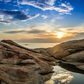 Rock by Shihab Qurtuby - Landscapes Beaches