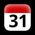 PT Widget Calendário Feriados icon