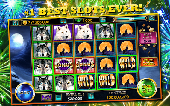 Slots™ Wolf FREE Slot Machines APK screenshot thumbnail 6