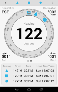 Field Compass Plus- screenshot thumbnail