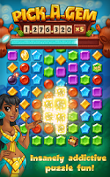 Screenshot of Pick-A-Gem