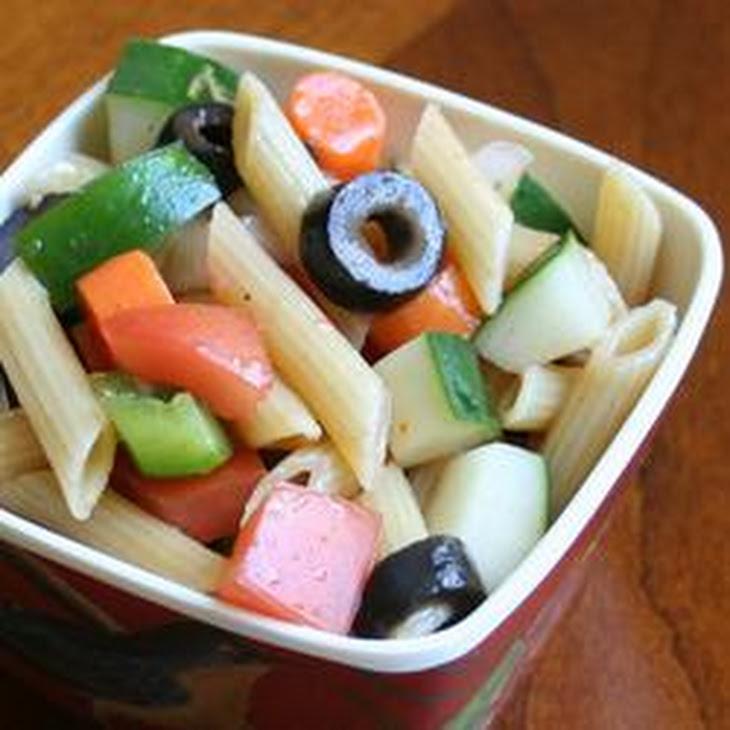 Summer Pasta Salad I Recipe | Yummly