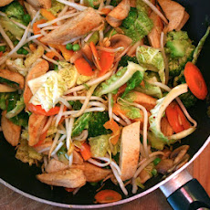 Quorn 'chicken' Style Fillets Stir-fry