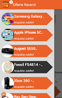 Screenshot of Oggi in Offerta - Super Sconti