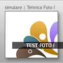 test curs fotografie icon