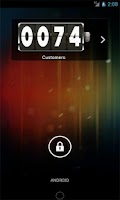 Screenshot of ThingCounter (tally counter)