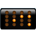 Binary LED Clock Widget icon
