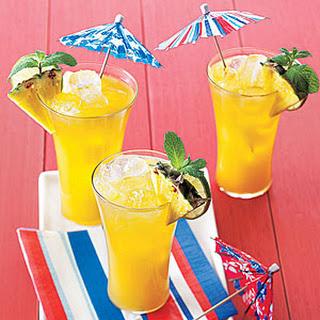 Ginger Ale Pineapple Juice Orange Juice Drink Recipes