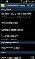 Screenshot of Greek Dictionary