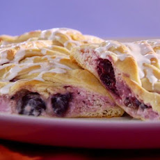 Crazy-Delicious Cheesy Cherry Danish