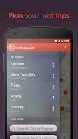 Screenshot of City Maps 2Go Offline Maps