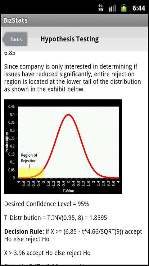 statistics in business 3 essay