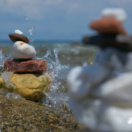 This is... Thassos! Rocks & Water 03 in 07 June 2014 by Lux Aeterna - Nature Up Close Rock & Stone (  )