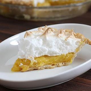 Orange Meringue Pie Recipes