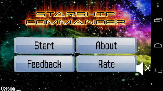 Starship Commander - screenshot