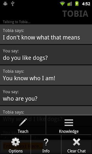 Tobia - Learning AI Robot Lite