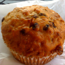 Guilt Free Morning Glory Muffins