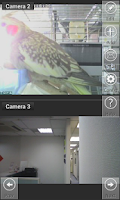 Screenshot of Viewer for EasyN cameras