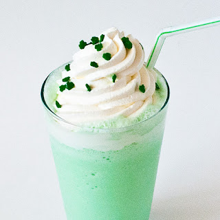 Copy Cat Shamrock Shake
