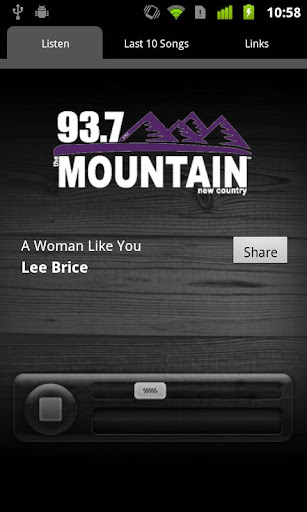937 The MOUNTAIN New Country
