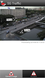 SINGAPORE LIVE TRAFFIC - screenshot