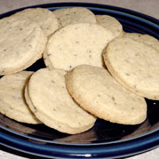 Anise Seed Borrachio Cookies