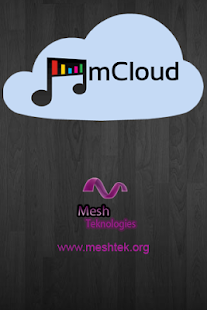 Music Cloud - screenshot