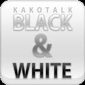 카카오톡 테마 - 심플 화이트 icon