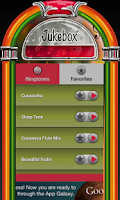 Screenshot of Best Instrumental Ringtones
