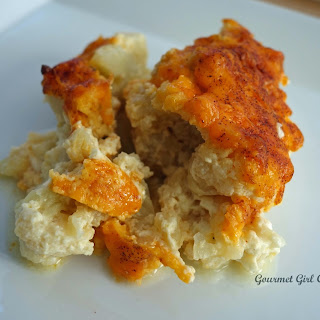 Baked Cauli-roni & Cheese