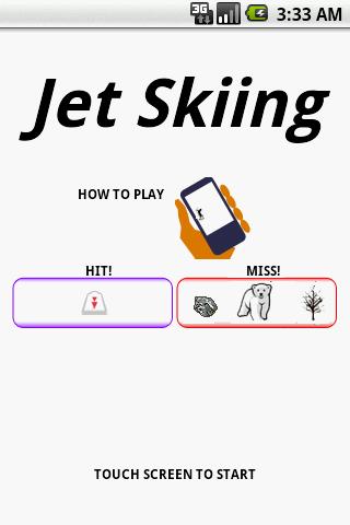 【免費街機App】噴氣滑雪-APP點子
