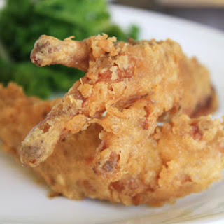 Deep-Fried Chicken Feet