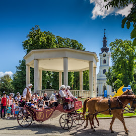 Empress Maria Theresa in Bjelovar by Štefan Brajković - News & Events Entertainment ( maria theresa, bjelovar-bilogora county, croatia, bjelovar, empress )