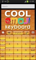 Screenshot of Cool Keyboard with Emoji