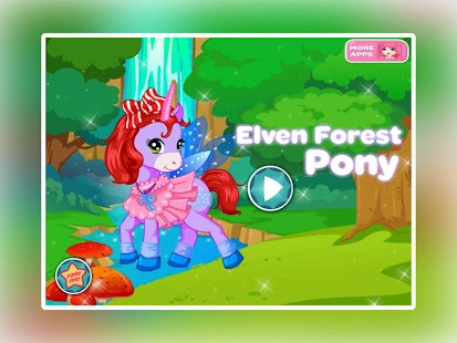 Elven Forest Pony-Little Horse - screenshot